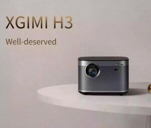XGIMI H3  (global) DLP 1080p native 4k support Android Bluetooth,1900 ANSI 3D