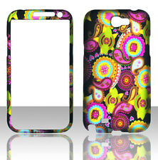 Colorfull Paisley  Samsung Galaxy Note 2, II N7100 Case Cover Hard Phone