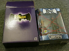 Mattel The Batman Catwoman Figure San Diego Comic Con 2005 Exclusive NEW Brown
