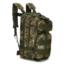 Outdoor Tactical Backpack Army Assault DayPack Hiking Trekking Camping Bag