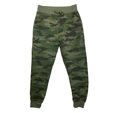 Boys Kids Camouflage Joggers Army Camo Jogging Bottoms Tracksuits Fleece Sports