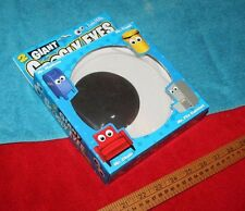 NOS❤2 Giant GOOGLY EYES Rare McPhee w/Adhesive DECORATION Halloween humor office