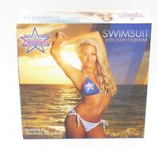 2020 Dallas Cowboys Cheerleaders Swimsuit Daily Box Calendar