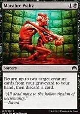 Macabre Waltz X4 NM  Magic Origins  MTG Magic Cards Black Common