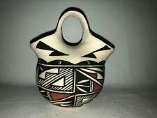 Acoma Wedding Vase Berleen Estevan