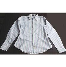 NWT Women's Polo Ralph Lauren Slim Fit Striped L/S Dress Shirt/Blouse Sz 4