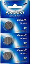 ENVOI SOUS SUIVI EUNICELL 3 piles CR1632 1632 - 3V Lithium