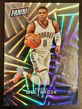 2016 Panini National Russell Westbrook Hyper Foil Thick Refractor /99