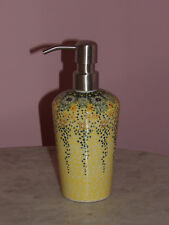 Polish Pottery Lotion or Soap Dispenser!  UNIKAT Signature Exclusive Miss Daisy!