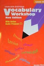 Vocabulary Workshop, Level B