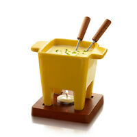 Tapas Cheese Fondue.  Yellow. A top quality product.