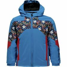 06b4a4bba Spyder Boys Mini Marvel Ambush Jacket Ski Snowboarding Jacket Size 4