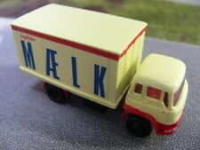 1/87 Bedford O Enighedens Melk Koffer-LKW Handarbeitsmodell