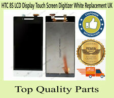 HTC 8S LCD Display Touch Screen Digitizer White Replacement  UK