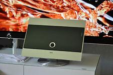 Loewe Reference Media Center Dr + numero dell'articolo 68201b10 in alluminio argento come nuovo OVP