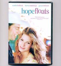 Hope Floats 1998 PG-13 DVD movie Sandra Bullock, Harry Connick Jr., Gena Rowland