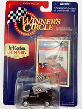 Winner's Circle 1/64 Jeff Gordon Lifetime Series 1987 Sprint Car