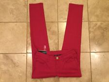 City Streets jeans New with tags skinny, stretch. Sangria color Size 7