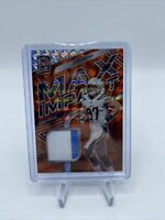 Joey Bosa 2020 Spectra Max Impact Color Patch 5/10 Chargers
