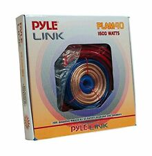 Pyle 4-Gauge 1600-Watt Amp Installation Kit (PLAM40)