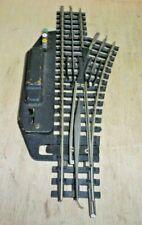 Trix Express H0 4361 4363 elektrische Weiche rechts geprüft