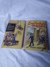 Kinderbücher Erich Kästner