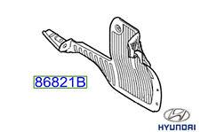 Genuine Hyundai i10 Rear Wheel Arch Liner, LH - 86821B9500