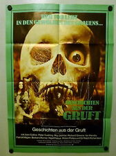 Tales From The Crypt * a1 Film Poster-Cushing'73 Tales From The Crypt