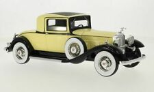 Packard 902 Standard Eight Coupe, hellgelb/schwarz, 1:18, BoS-Models