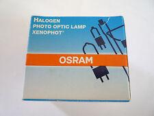 OSRAM HALOGEN PHOTO OPTIC LAMP XENOPHOT 12V 75W