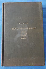Bay of Biscay Pilot, 1917