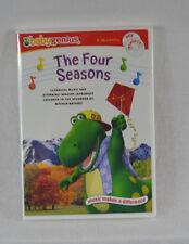 Baby Genius The Four Seasons DVD Bonus CD (Sealed) New Great Gift!!