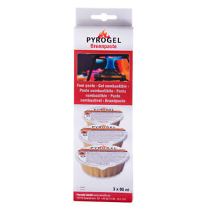 Chasseur Fondue Fuel - Pack of 3 tins