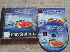 Rapid Racer - Rare Sony PS1 Jeu
