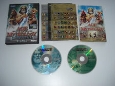 AGE OF MYTHOLOGY Pc Cd Rom Original AOM with Manual - FAST SECURE POST