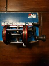 New old Stock Abu Garcia Ambassadeur 6000 C  Baitcasting Reel Made in Sweden