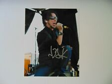 """10 Years"" Jesse Hasek Hand Signed 8X10 Color Photo Todd Mueller COA"