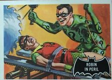 "1966 Topps Batman Black Bat ""Robin in Peril"" #42"