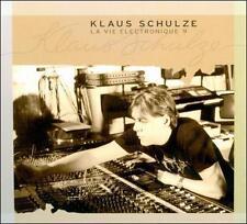 La Vie Electronique Vol. 9 [Digipak] by Klaus Schulze (CD, Mar-2011, 3 Discs, MIG (Made In Germany))