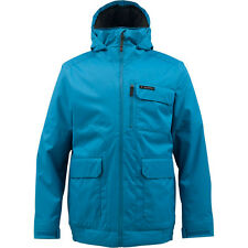 Burton The White Collection Prizefighter Snowboard Jacket (L) Meltwater