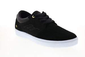 Emerica Alcove CC 6101000133715 Mens Black Skate Inspired Sneakers Shoes