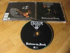 Asphyx Embrace The Death ORG 1996 Century RARE Poo 77141-2 | Bolt Thrower |