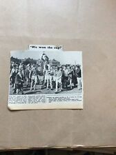H1-1 ephemera 1967 play kevin love hollicondane michael cable