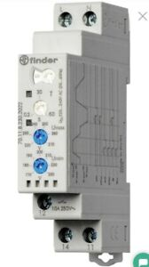 Finder 70.11.8.230.2022 Network Monitoring Relay (220...240VAC) New boxed