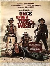 Once Upon A Time In The West / Blu-ray with Slipcase / Sergio Leone
