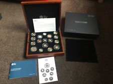 More details for royal mint the 2016 united kingdom premium proof coin set