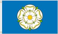 Yorkshire 5'x3' HEAVY DUTY NYLON Flag