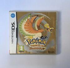 Pokemon: HeartGold Version Or (Nintendo DS, 2010) - Box Only - Boîte Seule - Fra