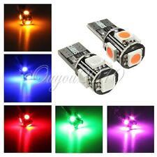 2/4/10x T10 501 194 168 W5W 5 SMD LED ERROR FREE CANBUS Car Side Light Bulb Lamp