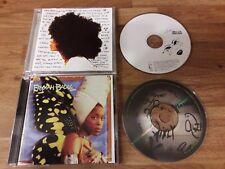 Erykah Badu - Underground / Live (2 x CD albums)